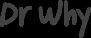 Logo dr why